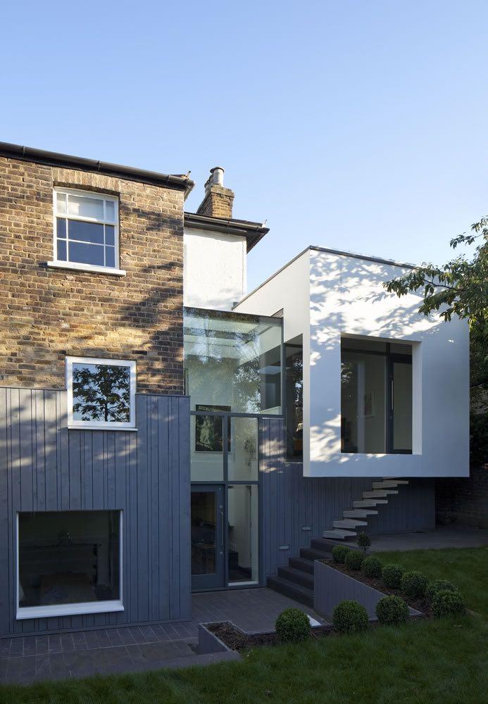 Cut & Fold House